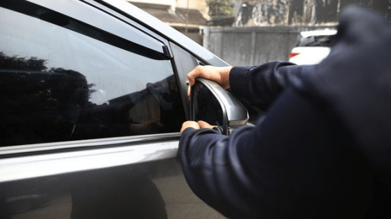 5 Jurus Supaya Mobil Tak Jadi Sasaran Kejahatan