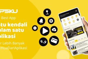 Perkenalkan, GPSKU, The Best App Otomotif Sejuta Umat