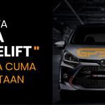Toyota Agya Facelift 2020 Cuman 143 Jutaan