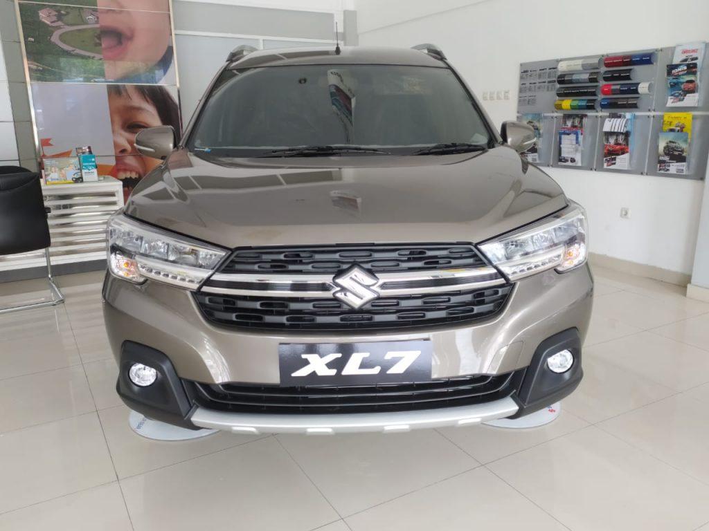 gaet Suzuki XL7 Diharapkan Jadi Andalan Ekspor