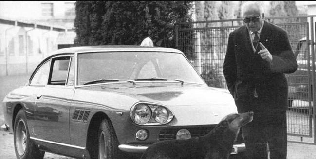 gaet #Viral Mobil Tua Enzo Ferrari Dijual, Harga Tembus Rp 6,7 Miliar
