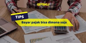 Bayar Pajak Motor STNK Hanya Pakai Handphone