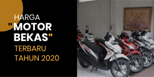 Harga motor bekas terbaru 2020