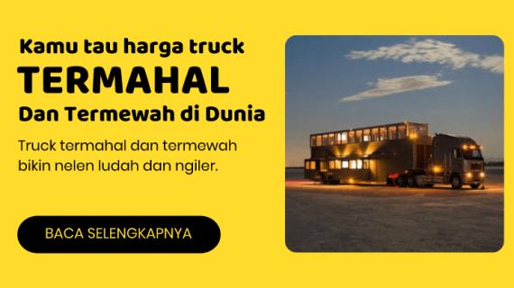 harga truck termahal