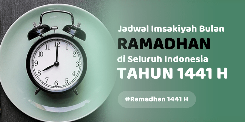 jadwal imsakiyah puasa ramadhan 2020