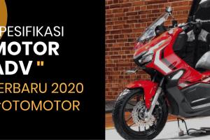 Spesifikasi Lengkap Honda ADV 150