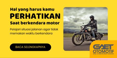 Tips berkendara sepeda motor di bulan ramadhan