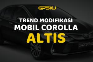 Modifikasi Sadis dari Generasi kesebelas ke generasi kedua belas Toyota Corolla Altis