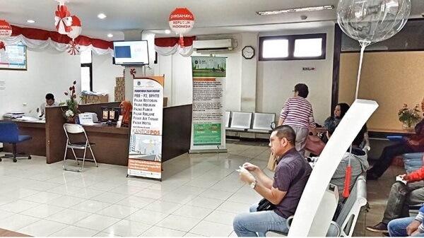 bayar pajak motor di kantor pos