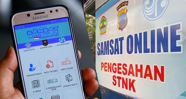 cek pemilik kendaraan dengan aplikasi samsat online