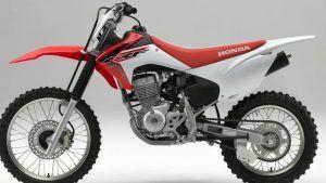 motor trail honda crf 150