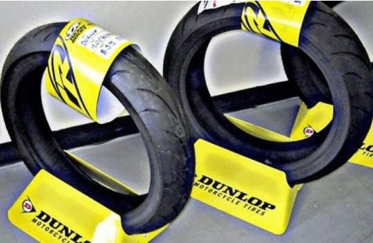 Dunlop ban motor terbaik