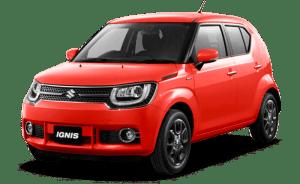 Spesifikasi Eksterior Suzuki Ignis