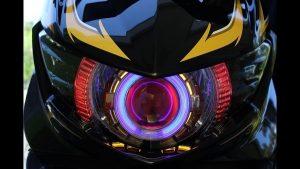 modifikasi lampu motor 2021