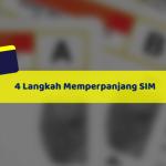 4 Langkah Super Mudah Perpanjang SIM C Secara Online