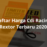 Daftar Harga Cdi Racing Rextor Terbaru 2020