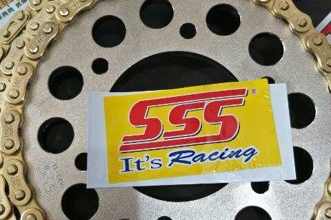 Gear set SSS Untuk Motor Yamaha