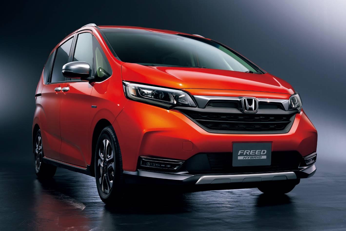 Harga Honda freed dan spesifikasi