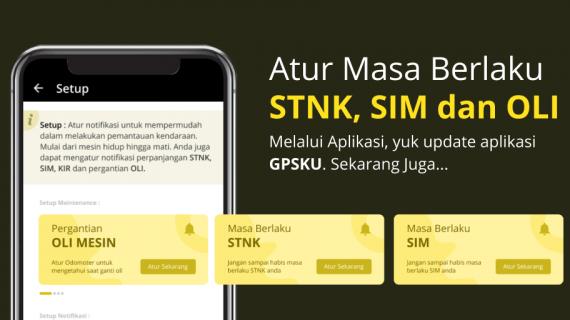 Update Aplikasi GPSKU