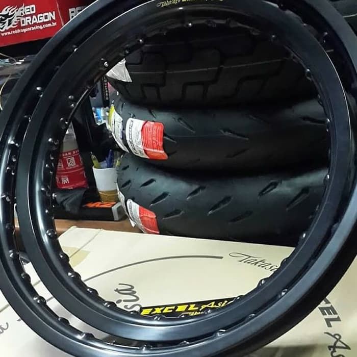 Velg TK Exel Ring 17