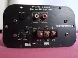pasang amplifier mobil