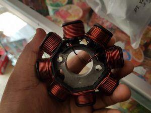 cara cek pulser motor yang rusak