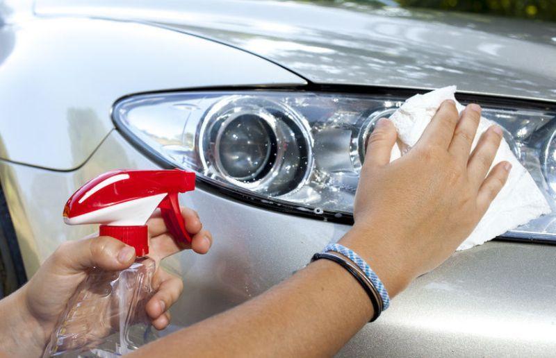 cara merawat headlamp mobil yang buram