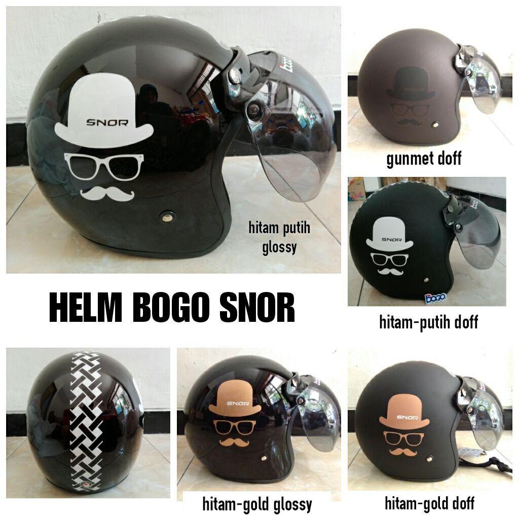 harga helm bogo murah