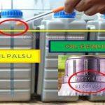 Cara Membedakan Jenis Oli Palsu atau Asli dengan Mudah