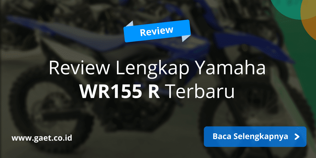 review yamaha wr155r 2020
