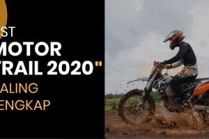 Daftar Motor Trail Terbaru 2020 Harga Mulai 10jutaan