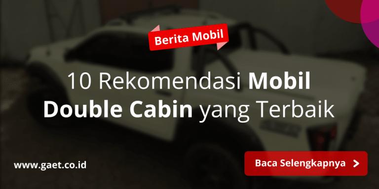 rekomendasi mobil double cabin