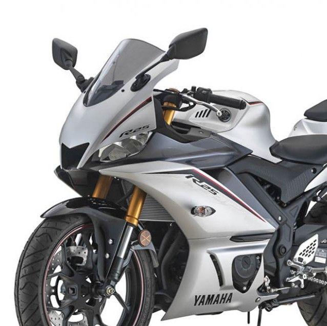 Tampilan Yamaha New R25 Facelift Makin Ciamik