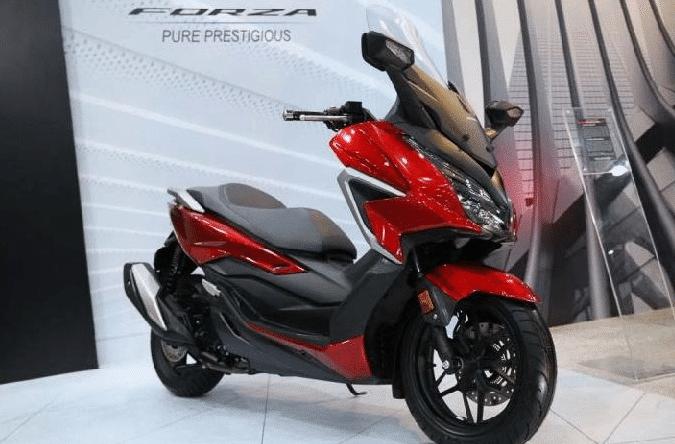 Honda Forza 2021
