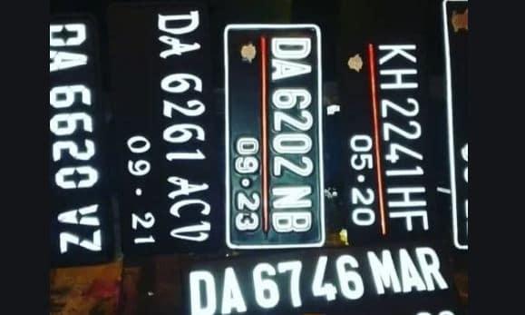cara cek nama pemilik kendaraan plat nomer