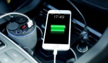 multi usb charger mobil