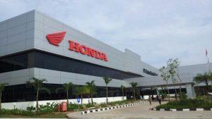 Honda Harapkan Insentif Fiskal Untuk Bantu Industri Otomotif