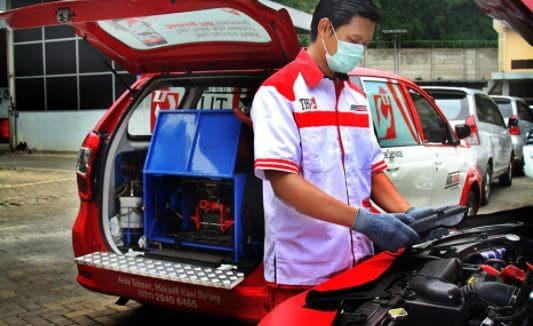 perawatan mobil berkala dan rutin
