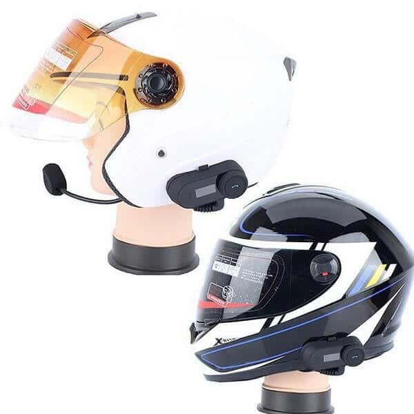 fungsi intercom helm