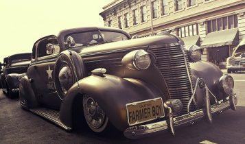 Cara merawat mobil tua