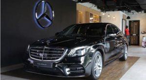 SUV Edisi Khusus di Indonesia New Mercedes-Benz GLB Edition 50