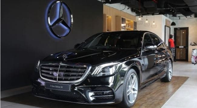 SUV Edisi Khusus di Indonesia New Mercedes-Benz GLB Edition 50
