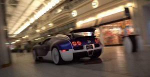 balapan Bugatti Veyron lawan Nissan GT-R (1)