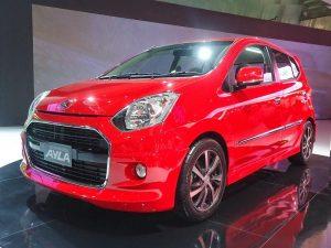 harga mobil ayla baru 2021