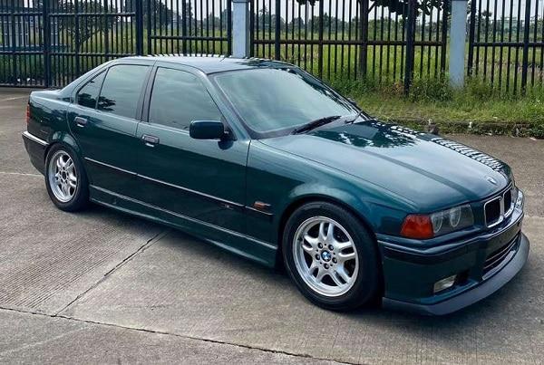 mobil bekas BMW E36 1995