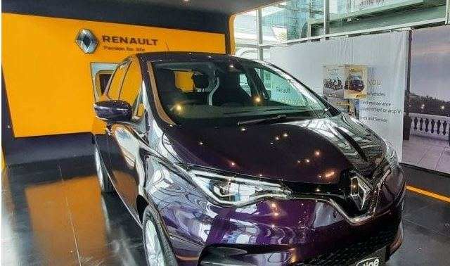 mobil listrik iims 2021